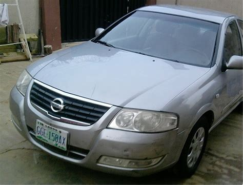 nissan sunny 2008 for sale nissan sunny 2008 model 98080km company used