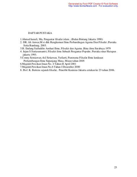 Filsafat Ilmu Al Ghazali Pustaka Setia indonesia pengantar filsafat dan ilmu