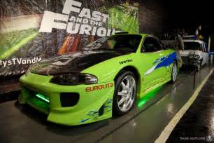 Mitsubishi Eclipse Fast Furious The Cult Fast And Furious Eclipse For Sale One Of The