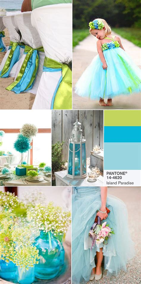 April Wedding Colors 2017 | top 10 spring wedding colors from pantone for 2017