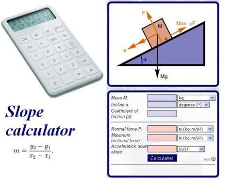 solving slope equation calculator - Slope Calculator