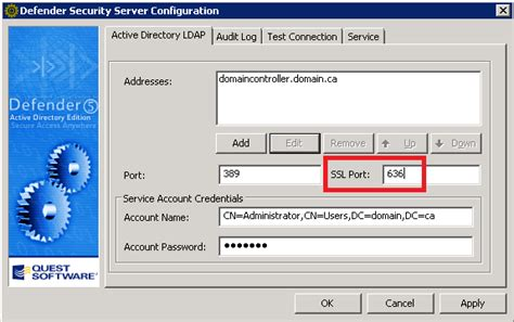resetting windows defender unable to reset expired active driectory passwords with
