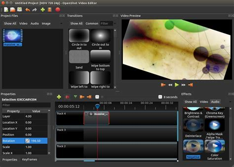 editor imagenes windows 10 openshot 2 0 video editor to be released soon for linux