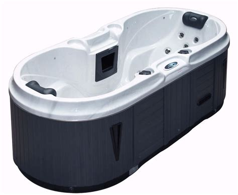 2 person bathtub spa the bliss spa two person indoor and outdoor portable hot tub