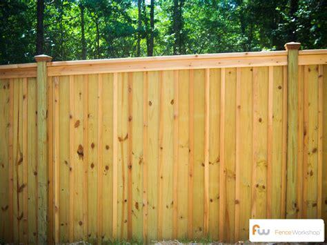 cing fence the king fence workshop