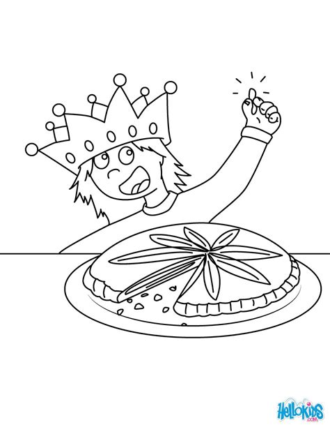 king cake coloring pages king s cake coloring pages hellokids com