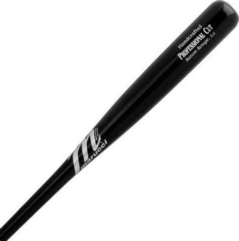 Marucci Handcrafted Professional Cut - marucci pro cut maple solid black wood baseball bat mbmpc