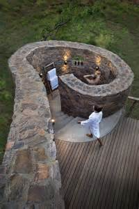 Bath Shower Combo luxury outdoor showers and bath tubs on safari exclusive