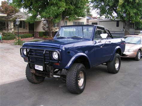 international scout iipicture  reviews news specs buy car