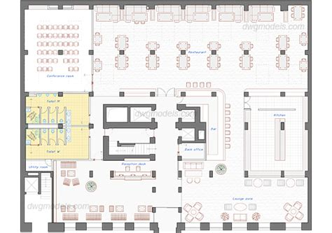 hotel floor plan dwg cad border blocks joy studio design gallery best design