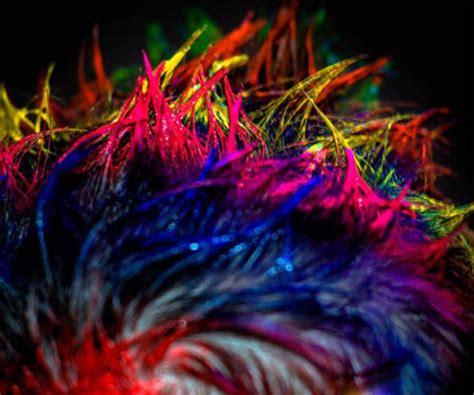 Glowing Gel glowing hair gel