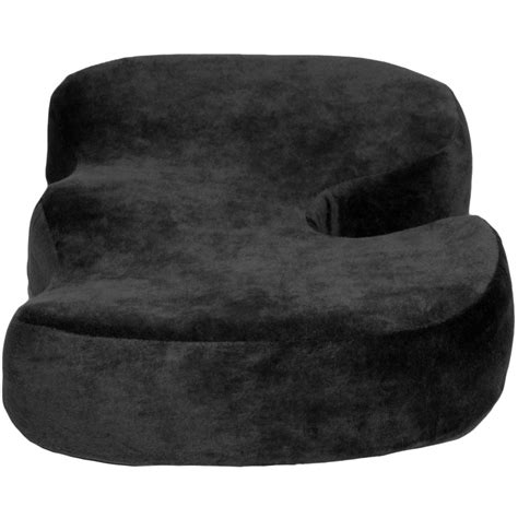comfort seat cushion coccyx orthopedic gel enhanced comfort foam seat cushion