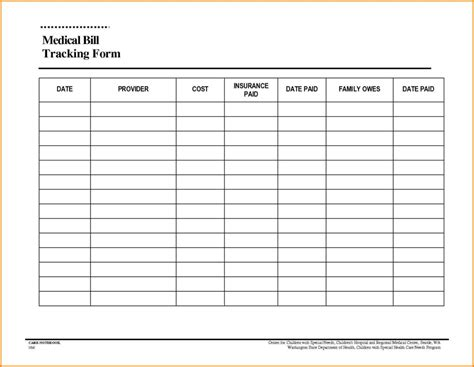 bill payment excel template spreadsheets
