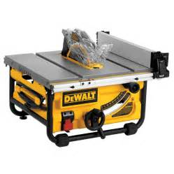 shop dewalt 15 10 in table saw at lowes