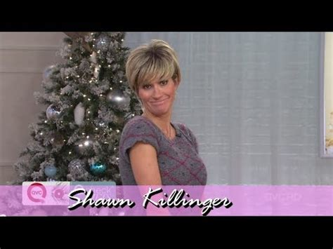 ovc showhost killinger hairstyle qvc host shawn killinger youtube
