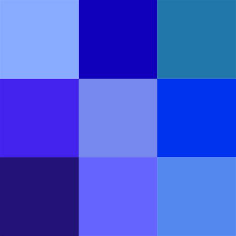 best shade of blue shades of blue find a fact