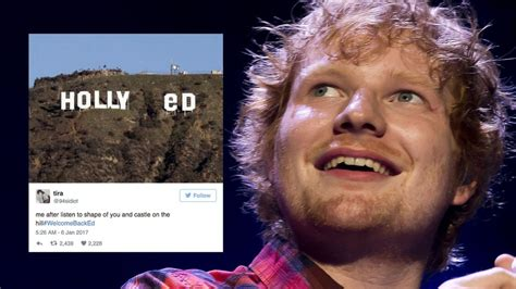 Meme Indians Mp3 Song Download - twitter responds to ed sheeran s new music with a glorious