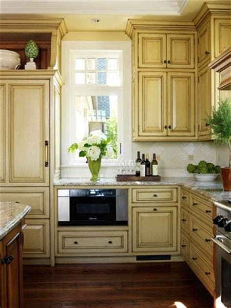 butter yellow cabinets would rather cabinets kitchens cabinets