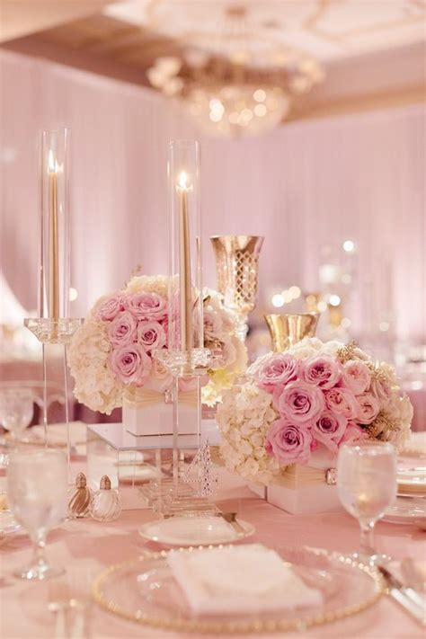 Wedding Theme Idea Pink And Gold Our One 5 by The Best Light Pink Wedding Theme Ideas Weddceremony