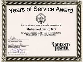certificate for years of service template 5 years service award quotes quotesgram