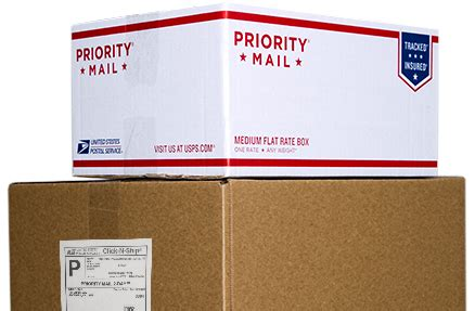 Us Post Office Priority Mail by Returns Made Easy Usps