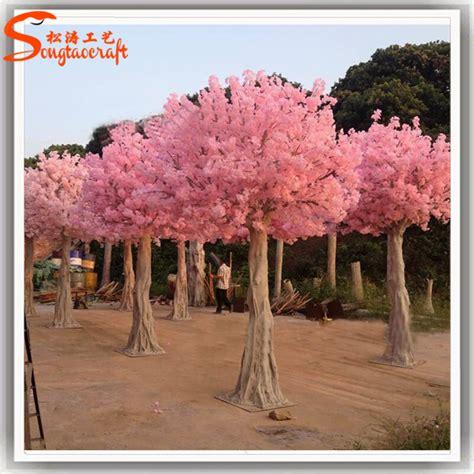japanese cherry blossom lighted tree plastic japanese led cherry blossom tree outdoor lighted