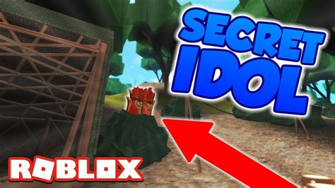 How To Search For On Roblox How To Find The Immunity Idol Roblox Survivor
