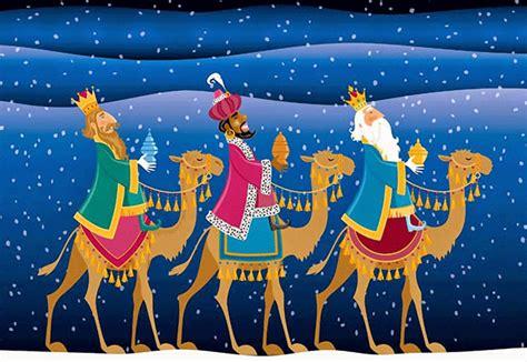 fotos reyes magos bonitas imagenes lindas de duendes navide 241 os para descargar