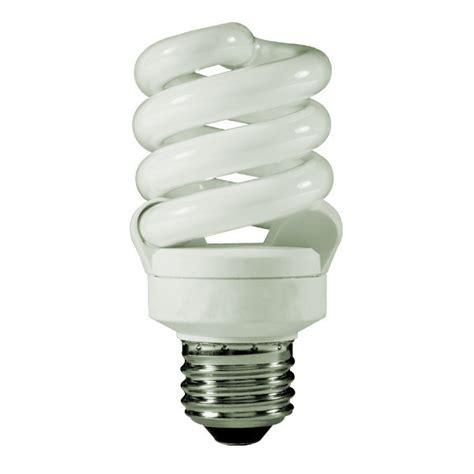 Lu Philips Spiral 40 Watt 13 Watt Compact Fluorescent 3500k Halogen White