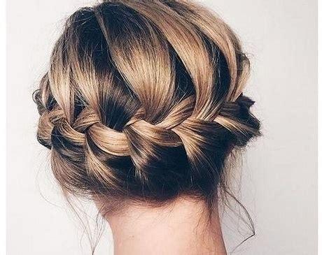 peinado para media melena belleza foro bodas peinados de boda media melena