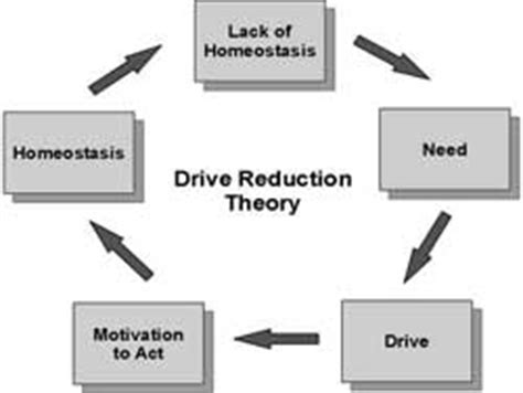 drive reduction theory exle hypnotic edge ezine january 2007