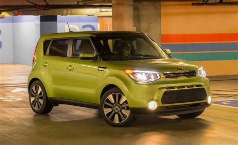 Kia Souls 2014 2014 Kia Soul Photo