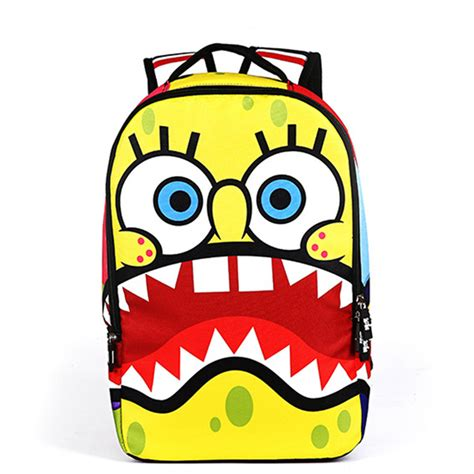 Bantal 9 Pcs Sponge Bob Mobil All New Alphard popular spongebob bookbag buy cheap spongebob bookbag lots