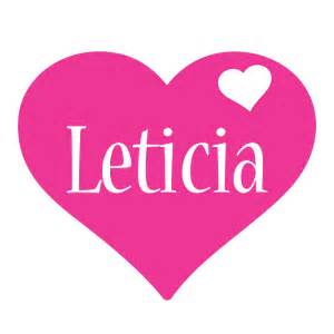 leticia logo name logo generator i love love heart