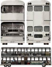 3 Bedroom Rv Floor Plan school s out forever 12 crazy diy converted bus homes