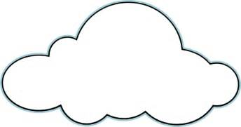 Outline Free by Cloud Outline Clipartion