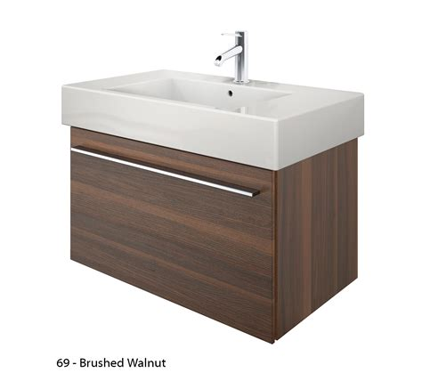 Duravit Vanity Units by Duravit X Large 800mm Vanity Unit With 850mm Vero