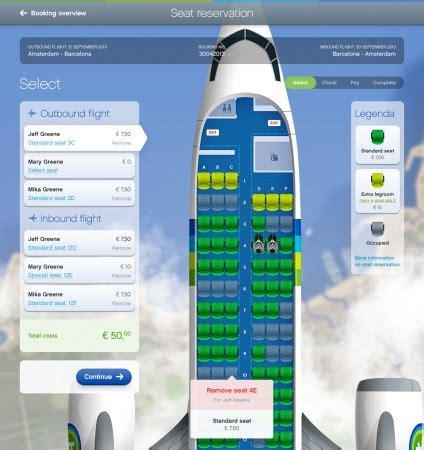 transavia seats nieuwe identity transavia emerce eguide