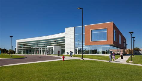 Umsl Vs Mo State Mba by Hok Designs New Care Center For Umsl College Of Optometry