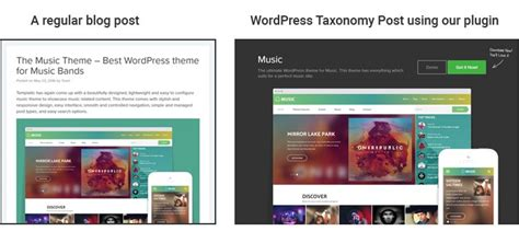 free custom post template wordpress plugin is released