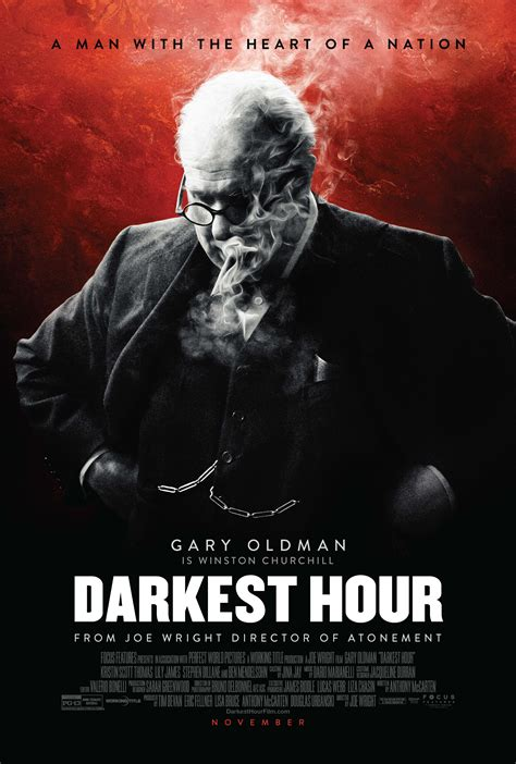 darkest hour video release new darkest hour clip released by focus features nothing