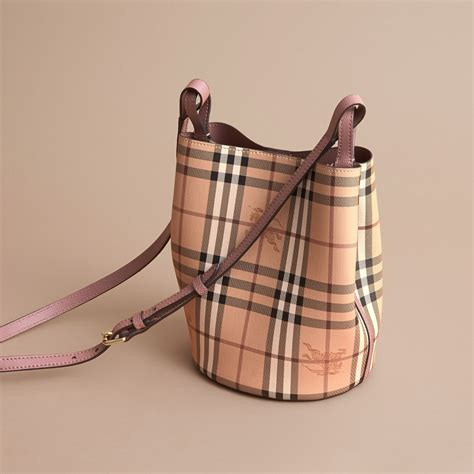 Tas Burberry Ribbon Set 2 In 1 Gold Series Jj 4725 1 leather and haymarket check crossbody bag in light elderberry burberry united