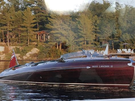 greavette boats for sale rare greavette streamliner vintage boat for sale 24 ft 1939