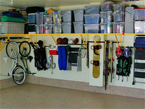 Best Way To Organize A Garage by Organizing The Garage Clutterbug Me