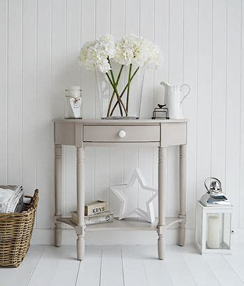 half moon console table with drawer the oxford grey half moon console table with drawer and