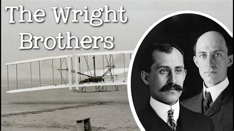 Biography Of The Wright Brothers For Children Orville And