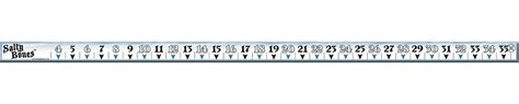 fish ruler for boat let s see pics of your fancy fishing tape measure decals