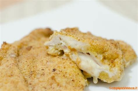 come cucinare cordon bleu cordon bleu di pollo ricetta semplice e veloce