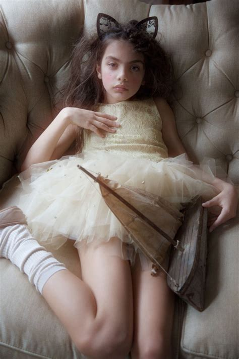 bb young teen models surreal kids fashion photo story by cleo sullivan