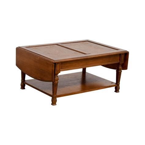 coffee table extendable top 71 extendable coffee table tables